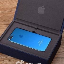 В сети появились снимки iPhone 7  в новом цвете