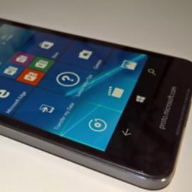 Lumia 650 получит металлическую рамку