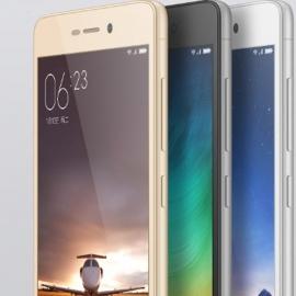 Xiaomi Redmi 3 представлен официально
