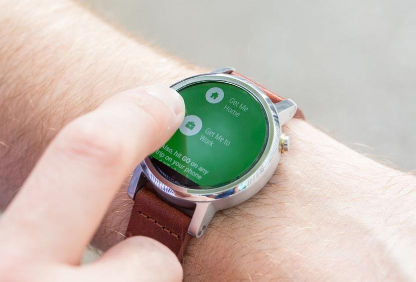 Андроид Wear 2.0 выйдет вследующем месяце