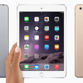 Apple не спешит презентовать новые iPad