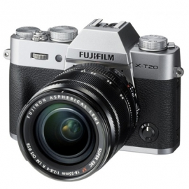 Fujifilm представила камеру X-T20, записывающую в 4К