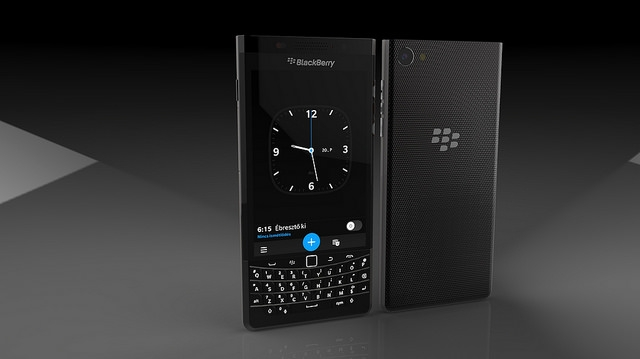 Новый Android-смартфон BlackBerry получит Snapdragon 425 и4 ГБОЗУ