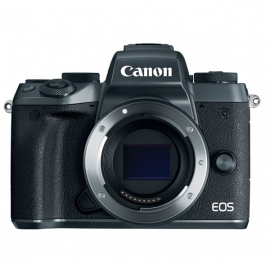Представлена флагманская камера Canon EOS M5