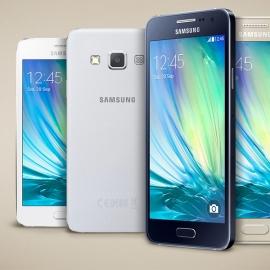 Характеристики обновленной версии Galaxy A3