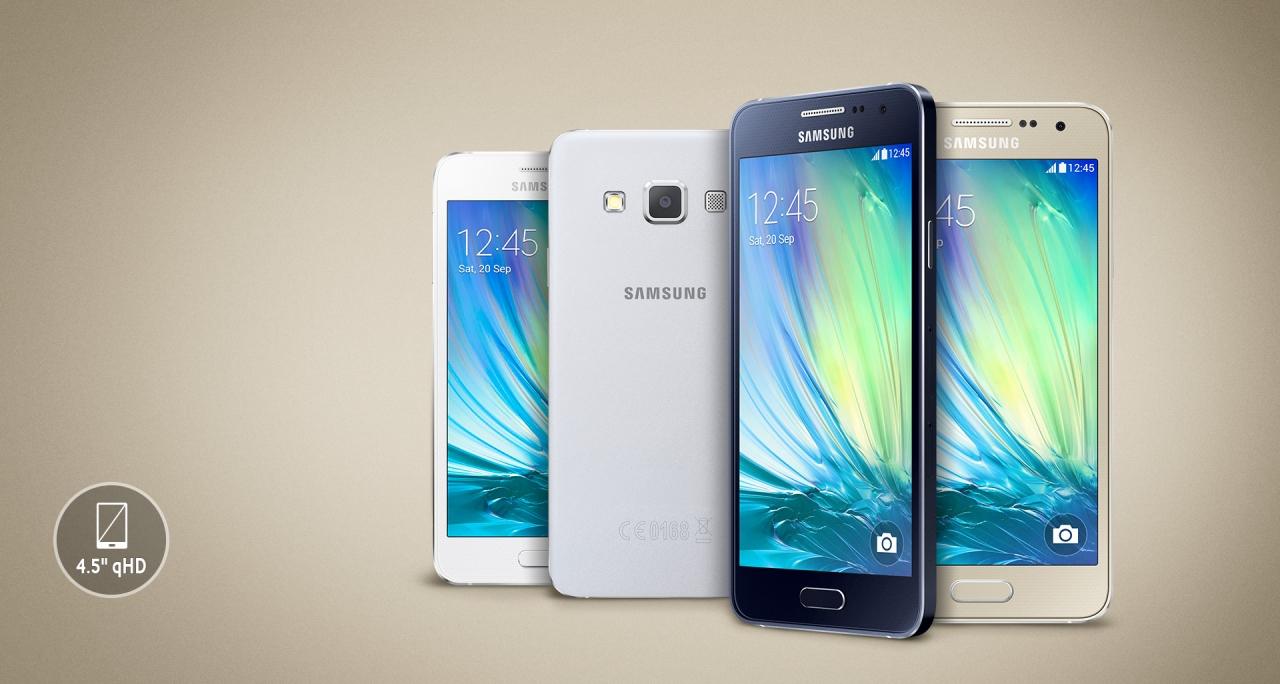 Характеристики обновленной версии Galaxy A3 (новость о Galaxy A3 (2017))