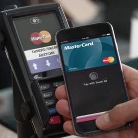 ������ Apple Pay ��������� � ������