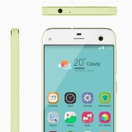 ZTE представила идеальный смартфон для селфи