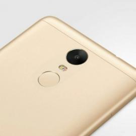 Появилось официальное фото Redmi Note 2 Pro