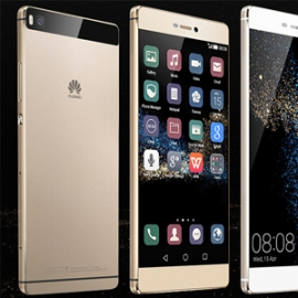 Новый телефон Huawei P8 станет золотой серединой между ценой и качеством