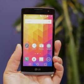 Новый смартфон от LG будет обладать  - 4,5 дюймовым дисплеем