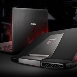 Новый ноутбук ASUS ROG G751 получит внушающие возможности