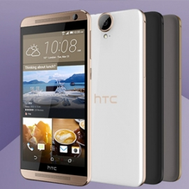 �������������� HTC One E9+ ��������� � ���������