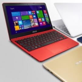 ����� �������� �������������� Asus EeeBook X205