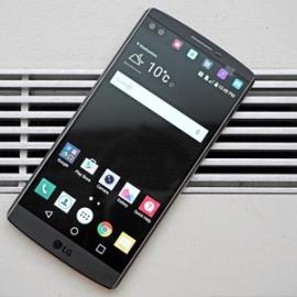 Появились первые фото нового смартфона LG V10