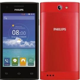 Компания Philips делает стильный телефон