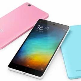 Появились первые фото нового смартфона Xiaomi Mi4c