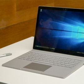 Microsoft Surface Book становится прямым конкурентом Apple Macbook Pro