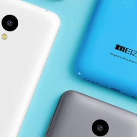 Стали известны характеристики Meizu M2 Mini