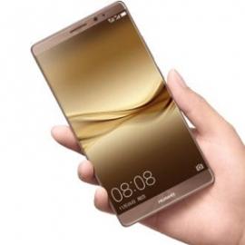 В сети появились новые рендеры Huawei Mate 8