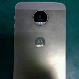 Первое фото обновлённого Moto X