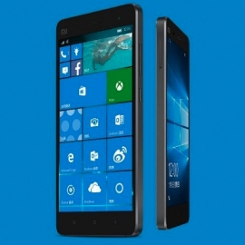 �� Xiaomi Mi4 ����� ��������� Windows 10