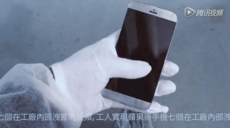 Утечка: видео с прототипом iPhone 7 появилось в Сети