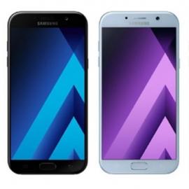 Samsung Galaxy A5 показали на рендере