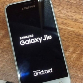 Обновлённый Galaxy J1 появился на фото