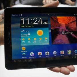 Первые фото Samsung Galaxy Tab 7.0 появились в сети