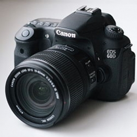 ��������� ������� � ��������������� ������������ Canon 60D (EOS)