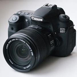 Фотоаппарат Canon 60D (EOS) стал лучшим по результатам тестов