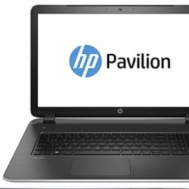 Стали известны характеристики HP Pavilion 17-f200