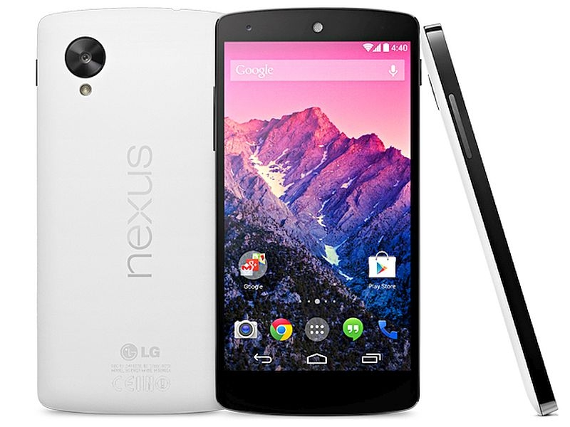 Новый телефон LG Nexus 5X станет модным аксессуаром