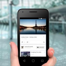 Новый смартфон Alcatel PIXI 3(4) 4013D будет держать заряд батареи 8 часов
