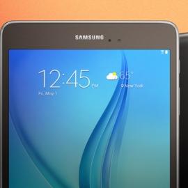 Samsung Galaxy Tab A ���������� ������� �� �����