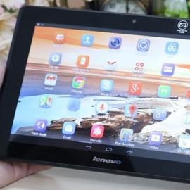 Новый планшет от Lenovo будет обладать 10,1 - дюймовым дисплеем
