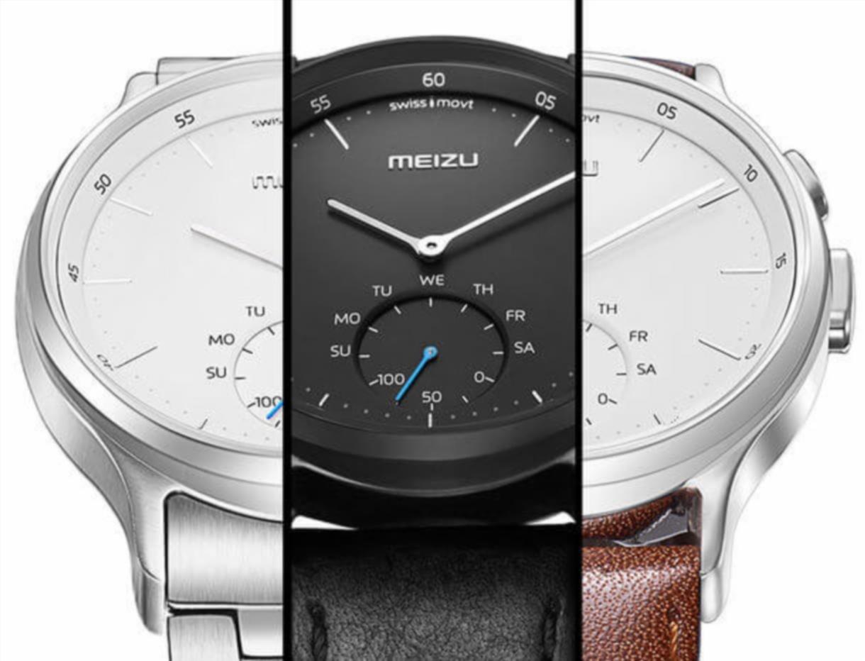 Meizu начала продажи часов MIX в РФ