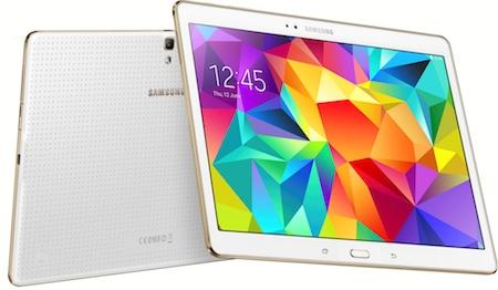 Планшет Galaxy Tab S2 будет тоньше, чем iPad Air 2