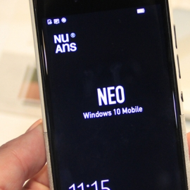 NuAns Neo Reloaded не получит ОС Windows 10 Mobile