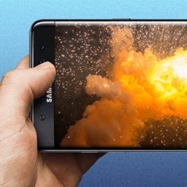 Samsung будет продавать восстановленные Galaxy Note7