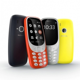 Обновлённый Nokia 3310 представлен официально