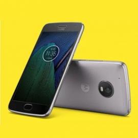 Презентованы Moto G5 и G5 Plus