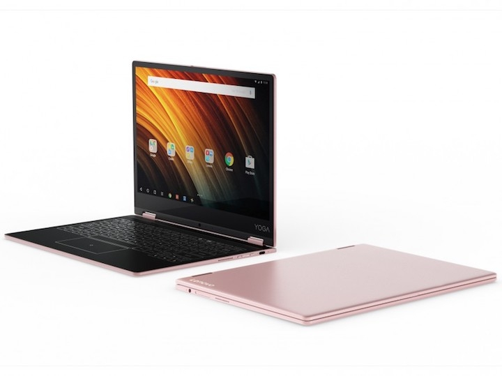 Lenovo представила тонкий гибридный Android-ноутбук