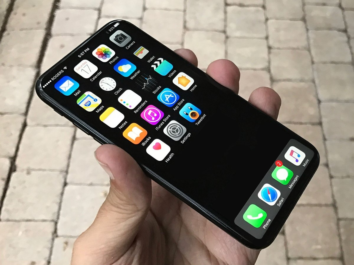 Производство iPhone 8 начнется раньше доэтого обычного срока
