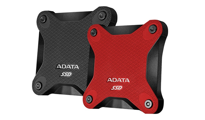 ADATA представила внешний SSD SD600, основанный набазе памяти 3D TLC NAND