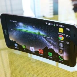 LG G Flex 2: в России за 54 990 рублей