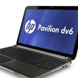 ����� � ������ HP Pavilion dv6