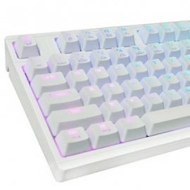 Вышла белая версия клавиатуры Zalman ZM-K900M