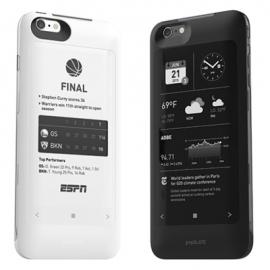 На чехол, превращающий iPhone в YotaPhone, собрали 1 млн долларов краудфандингом